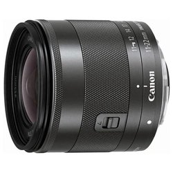 Canon EF-M 11-22mm f/4.0-6.5 IS STM