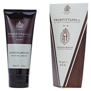 Крем для бритья Sandalwood Truefitt & Hill