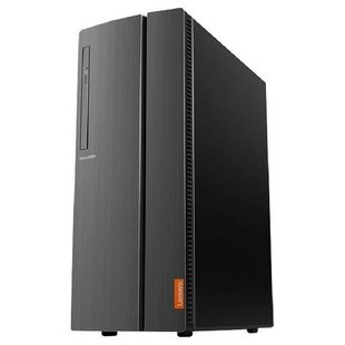 Настольный компьютер Lenovo 510A-15ICB (90HU005FRS) Mini-Tower/Intel Core i5-8400/8 ГБ/1024 ГБ HDD/NVIDIA GeForce GTX 1050 Ti/DOS
