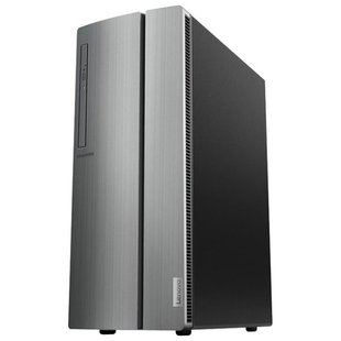 Настольный компьютер Lenovo 510-15ICB (90HU006KRS) Mini-Tower/Intel Core i7-8700/16 ГБ/256 ГБ SSD/1024 ГБ HDD/NVIDIA GeForce GTX 1050 Ti/Windows 10 SL