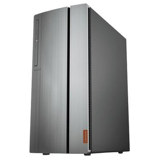 Настольный компьютер Lenovo 720-18APR (90HY003GRS) Midi-Tower/AMD Ryzen 5 2400G/8 ГБ/1024 ГБ HDD/Radeon RX Vega 11/ОС не установлена