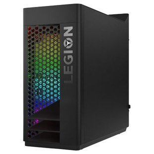 Настольный компьютер Lenovo Legion T730-28ICO (90JF0062RS) Mini-Tower/Intel Core i7-9700K/16 ГБ/256 ГБ SSD/1024 ГБ HDD/NVIDIA GeForce RTX 2080/Windows 10 SL