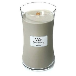 Свеча WoodWick Fireside (93106), большая