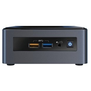 Неттоп Intel NUC 8 Home (NUC8i3CYSM) Intel Core i3-8121U/8 ГБ/1024 ГБ HDD/AMD Radeon 540/Windows 10 Home