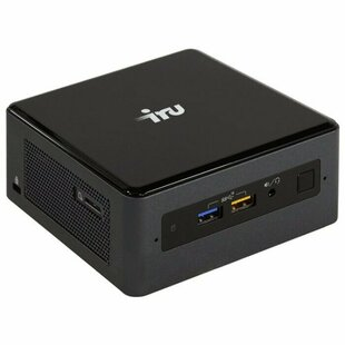 Неттоп iRu NUC 115 (1416216) Intel Core i5-8259U/8 ГБ/240 ГБ SSD/Intel Iris Plus Graphics 655/Windows 10 Home