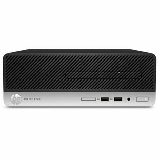 Неттоп HP ProDesk 400 G6 (1Q7P8ES) Tiny-Desktop/Intel Core i5-9500/8 ГБ/256 ГБ SSD/Intel UHD Graphics 630/DOS