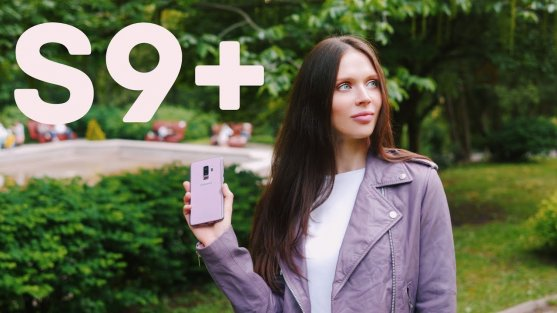 Видеообзор Samsung Galaxy S9 64GB (голубой) :::